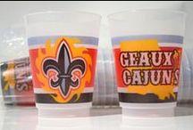 ULL Ragin' Cajuns / University of Louisiana-Lafayette Ragin' Cajun gear!!