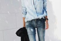 Minimalistische Mode / Capsule Wardrobe, minimalistische Garderobe, Mode skandinavischer Stil, skandinavisches Design