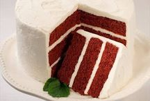 Cakes / by Lydia Zarnay