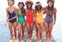 swim / swimsuits galore