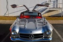 *300SL Gullwing Coupe