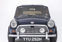 (UK) Mini / All about Mini Cooper since 1950. Both classic Austin Mini, new generation Mini and present one including coupe, cabrio, roadster, countryman, paceman, JCW and GP. @miniturkiye