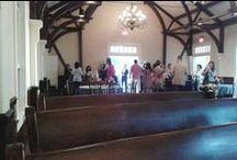 Tybee Island Wedding Chapel / The Tybee Island Wedding Chapel opens it's new Grand Ballroom on Savannah's Beach