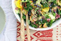 Food & Health / Lekkere en gezonde recepten en tips en tricks voor een gezonde lifestyle