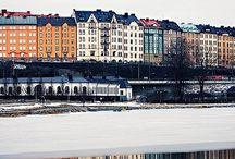 Stockholm. Sverige / Love ❤️ Stockholm