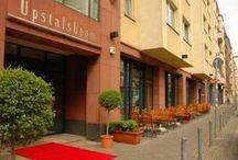 Upstalsboom Hotel Friedrichshain / Das Upstalsboom Hotel Friedrichshain in Berlin// Gubener Straße 42, 10243 Berlin// Kontakt: 030 293750// www.hotelfriedrichshain-berlin.de/