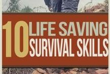 Survival Tips, Emergency Tips, Prepper Tips / Help and advice on surviving emergencies