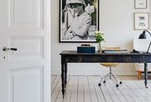 home - office / studio