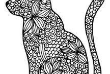 Malen / schöne Zeichnungen und Ideen rund ums Malen