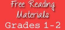 Grade 1-2 Free Reading Materials