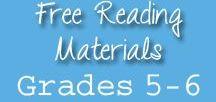 Grade 5-6 Free Reading Materials