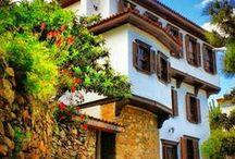 Türkiye and İstanbul Houses