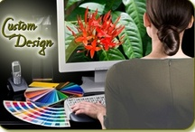 Fun with Design / Griffin Web Design specializes in custom web design. Here are a few design pins we like.