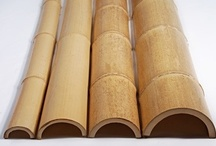 Bamboo Poles / Use bamboo poles and bind together to create an attractive border, or individually as a foundation for signs, thatch-covered structures and tropical artistic creations.