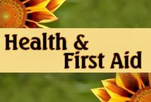 Health and First Aid / Supplements, home remedies, first aid kits, and DIY health and first aid.