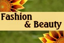Fashion & Beauty / Fun fashion tips on clothes, hair, accessories, shoes and more.  Great personal organization tips!