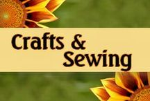 Crafts & Sewing / All kinds of crafts and sewing pins.  Many how tos and crafts for kids.