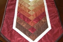 Quilt Runners/Mats / by Mary Lou Guisinger