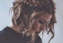 Hair / Hairstyles I'm inspired by.