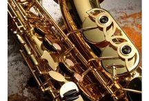 Saxophone stuff / by The Saxophone Hub