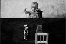 Handmade Puppets, Dolls & Toys
