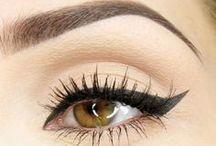 Makeup Inspiration / Makeup I like