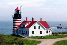 Lubec, Maine / Lubec, Maine is my beautiful home.  Lubec is also the inspiration for the town of Stone Bay in my new novel series (Stone Bay).