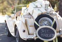 Auta i inne pojazdy ślubne (+dekoracje) / Pojazdy do ślubu