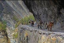 Rowerowe Wyprawy Totalne Annapurna Circuit / Nasza najcięższa wyprawa. Annapurna Circuit. Foty z dwóch wypraw w 2013 i 2014 roku.