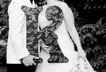 Quirky vintage wedding finishing touches