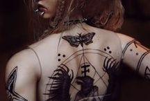 Tattooed Dolls