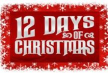 12 Days Of Christmas / Shopping Event In Downtown Pleasanton.  One special deal unveiled each day