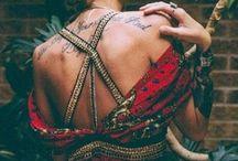Bohemian style / Bohemian style clothes, jewellery etc