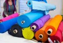 JAK SE DĚLÁ UAX! / Provedeme tě výrobou UAX!  ... od kusu látky po originální tričko! ... celý tento proces následuje po tvém objednání !!!