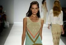 Knit and crochet fashion (sammer)