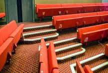 Stair Nosings Hotel & Leisure / Add the wow factor to any Hotel, Leisure or Entertainment project with bespoke curved edges and great value Quicksilver chrome effect finish.  Secret fixing options mean easier maintenance and Equality Act compliance is addressed by a range of safety focussed Stair Nosings.
