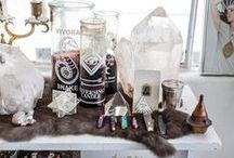☼magic☼ / crystals, altars, witchcraft.