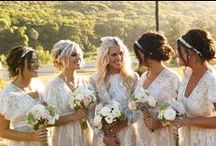 Real Hunter Valley Weddings / Looking for inspiration for your Hunter Valley wedding? Feast your eyes on these gorgeous real weddings and create the look  you desire.