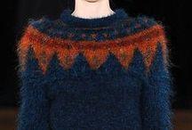 knit yoke