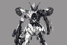 A&D - Robotics + Armour / A place for robotics and armour design and illustrations