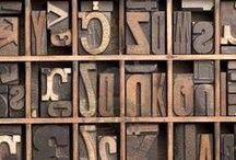 Letterpress Love / All for the love of letterpress craftsmanship.