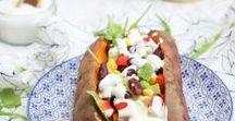 Vegan Summer Recipes | Vegane Sommer Rezepte / Verschiedene vegane Sommer-Rezepte, frisch, leicht und lecker  ------------------------------ Vegan Summer recipes for every day, fresh, healthy and very easy