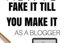 Blogging Tipps | Tipps und Tricks für Blogger / Eine Pinnwand von Bloggern für Blogger :)
