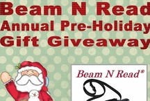 2012 Beam N Read Holiday Gift Giveaway