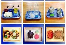 Montessori for infants, babies and toddlers. / Montessori inspired activities for infants, babies and toddlers.