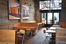 Design Cafés & Restaurants
