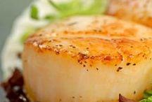Poisson & Fruits Mer ( Fish & Seafood )
