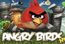 Angry Birds / Los mejores Angry Birds en 337.com. Angry Birds para no parar de divertirte. / by 337 JUEGOS