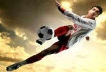 Juegos de Fútbol / Los juegos más chulos de futbol gratis Online en 337.com. Practica tus habilidades como deportista y juega con tus ídolos favoritos. / by 337 JUEGOS