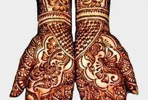mehndi/henna designs